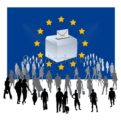 stock photo: european elections-Raw Stock Photo ID: 67850