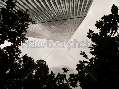 stock photo: freedom tower-Raw Stock Photo ID: 75003