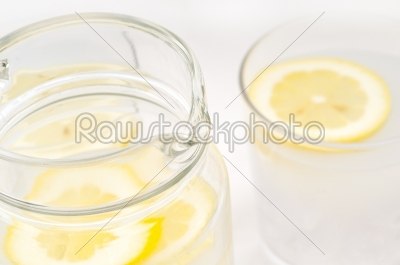 stock photo: fresh lemonade drink-Raw Stock Photo ID: 58175