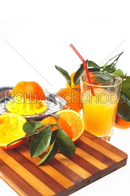 stock photo: fresh orange juice-Raw Stock Photo ID: 58294