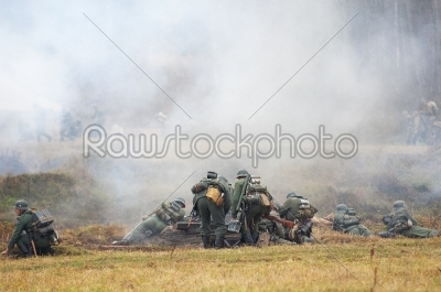 stock photo: german defence-Raw Stock Photo ID: 67049