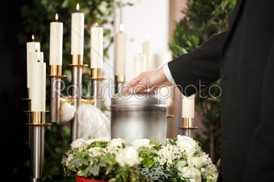 stock photo: grief  funeral and cemetery-Raw Stock Photo ID: 51902