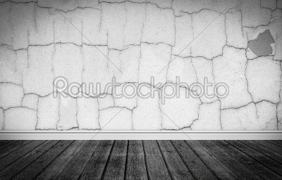 stock photo: grunge stage with wooden floor-Raw Stock Photo ID: 65868