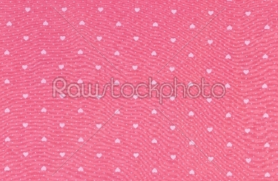 stock photo: hearts pattern on fabric texture background-Raw Stock Photo ID: 68339
