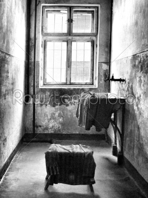 stock photo: interior of a cell-Raw Stock Photo ID: 74793
