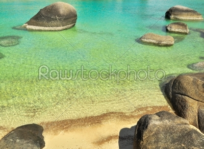 stock photo: koh nang yuan island thailand asia-Raw Stock Photo ID: 56241