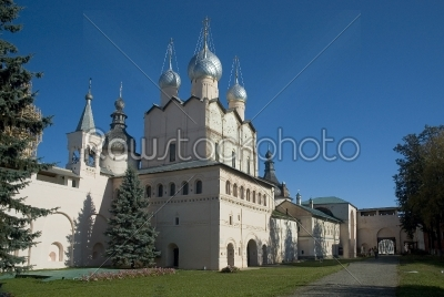 stock photo: kremlin rostov veliky russia-Raw Stock Photo ID: 67790