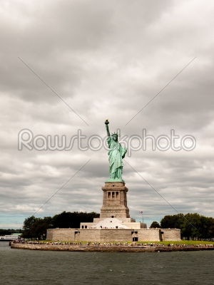 stock photo: lady liberty-Raw Stock Photo ID: 75002