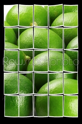 stock photo: lime-Raw Stock Photo ID: 57773