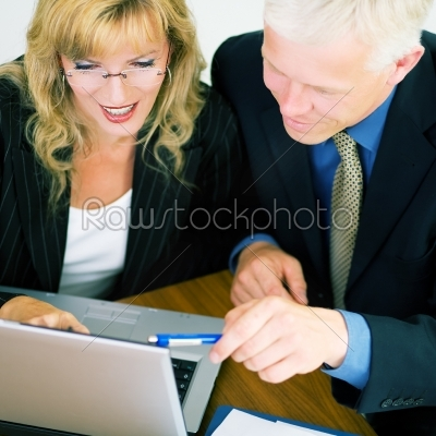 stock photo: looking at the screen-Raw Stock Photo ID: 51430