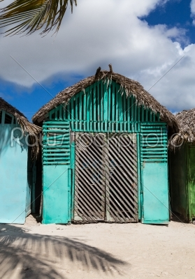 stock photo: mano juan village in saona domenican republic-Raw Stock Photo ID: 70278