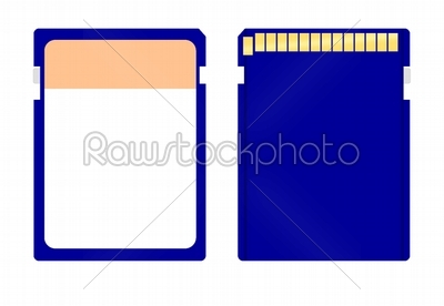 stock photo: memory chip-Raw Stock Photo ID: 55810