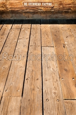 stock photo: no overhead casting slatted wood-Raw Stock Photo ID: 56143
