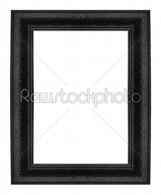 stock photo: picture frame-Raw Stock Photo ID: 55754