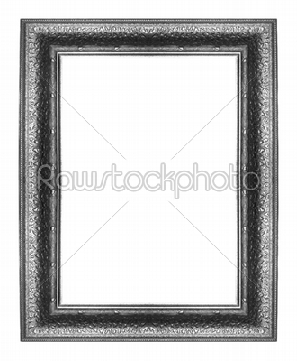 stock photo: picture frame-Raw Stock Photo ID: 55755