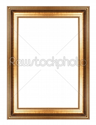 stock photo: picture frame-Raw Stock Photo ID: 55756