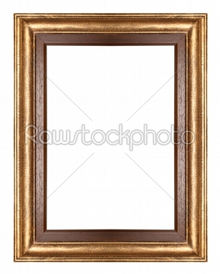 stock photo: picture frame-Raw Stock Photo ID: 55761
