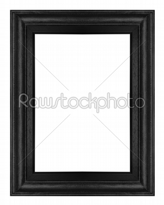 stock photo: picture frame-Raw Stock Photo ID: 55762
