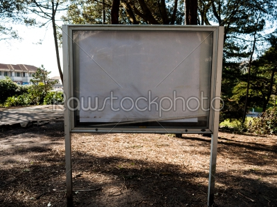 stock photo: plain rural signpost-Raw Stock Photo ID: 74936