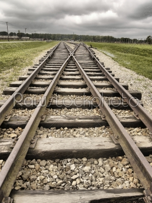 stock photo: railway tracks-Raw Stock Photo ID: 74623
