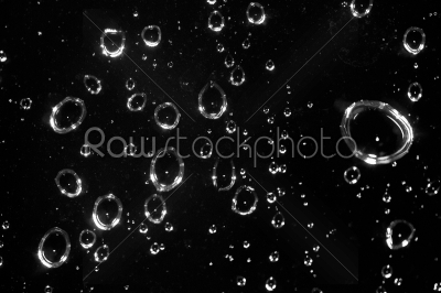 stock photo: raindrops-Raw Stock Photo ID: 74994