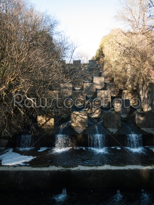 stock photo: river morlais waterfall-Raw Stock Photo ID: 74924