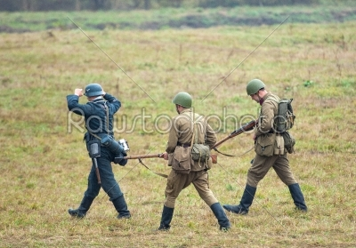 stock photo: russian defence-Raw Stock Photo ID: 67054