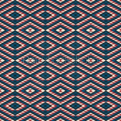 stock vector: seamless triangle pattern-Raw Stock Photo ID: 55853