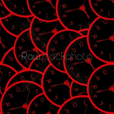 stock vector: seamless watch pattern-Raw Stock Photo ID: 55854