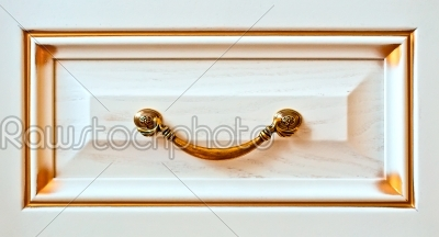 stock photo: the ancient gold handle on a case door as element of design apartment interior-Raw Stock Photo ID: 68435