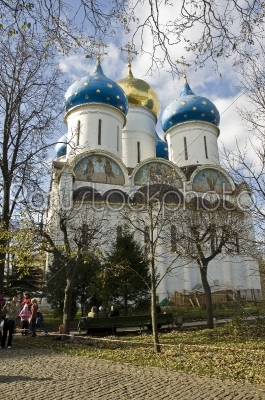 stock photo: the holy trinityst sergius lavra-Raw Stock Photo ID: 67785