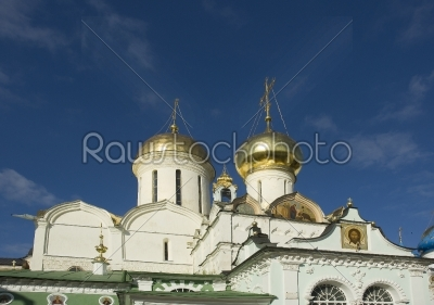 stock photo: the holy trinityst sergius lavra-Raw Stock Photo ID: 67786