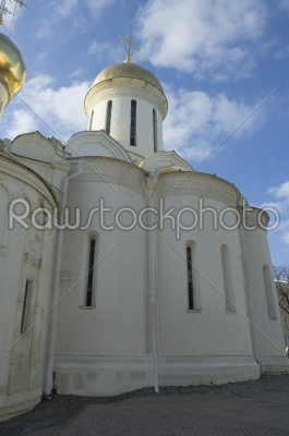 stock photo: the holy trinityst sergius lavra-Raw Stock Photo ID: 67814