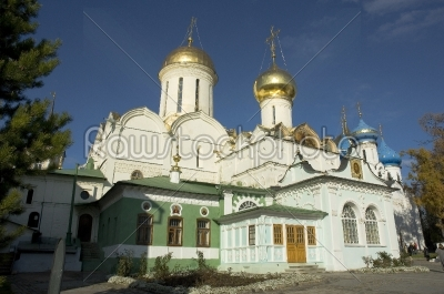 stock photo: the holy trinityst sergius lavra-Raw Stock Photo ID: 67815