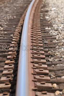 stock photo: train track-Raw Stock Photo ID: 55788