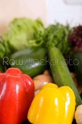 stock photo: vegetables-Raw Stock Photo ID: 51541