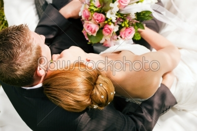 stock photo: wedding  tenderness-Raw Stock Photo ID: 50280