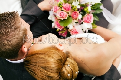 stock photo: wedding  tenderness-Raw Stock Photo ID: 50281