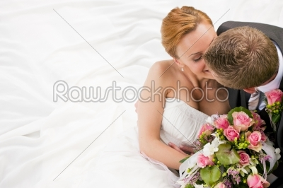 stock photo: wedding  tenderness-Raw Stock Photo ID: 50283