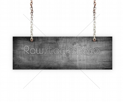 stock photo: wood sign-Raw Stock Photo ID: 60052