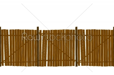 stock vector: wooden fence pattern-Raw Stock Photo ID: 56836